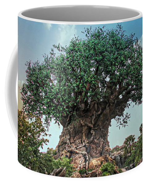 Tree Of Life Coffee Mug featuring the photograph Tree Of Life by Jackson Pearson