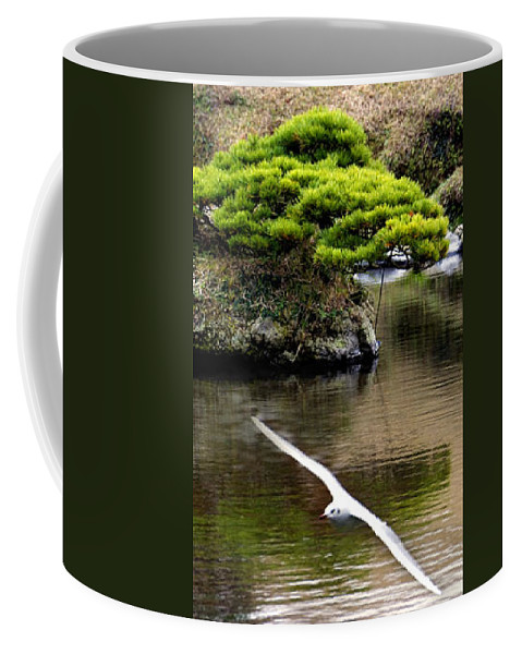 Trees Coffee Mug featuring the photograph Trees In Japan 14 by George Cabig