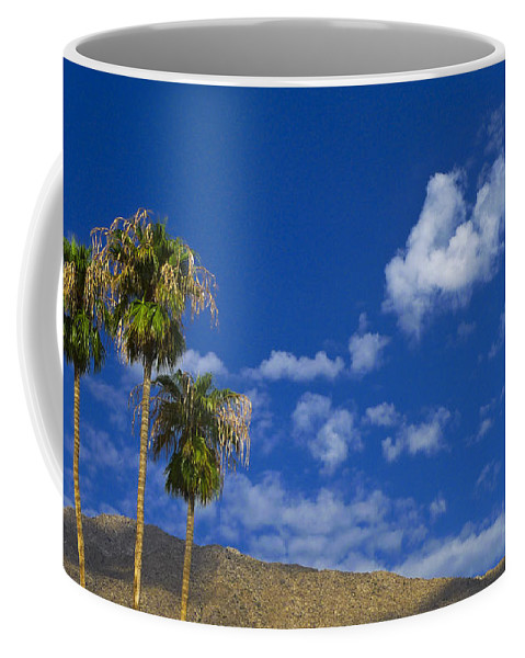 Tres Amigos Coffee Mug featuring the photograph Tres Amigos by Skip Hunt
