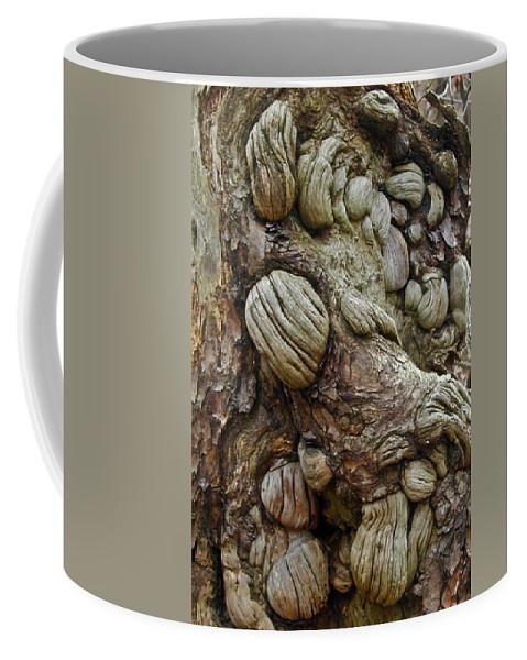 Troll Coffee Mug featuring the photograph Trolls Skin by Douglas Barnett