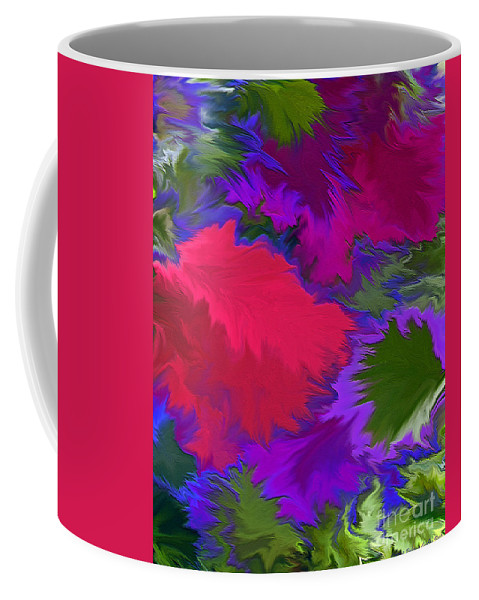 Mixed Media Art Coffee Mug featuring the photograph Tropicana by Patricia Griffin Brett