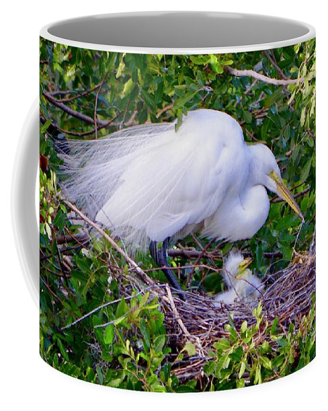 Momma Coffee Mug featuring the photograph True Connection by Andrea Spritzer