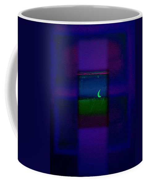 Rothko Coffee Mug featuring the painting True Love by Charles Stuart