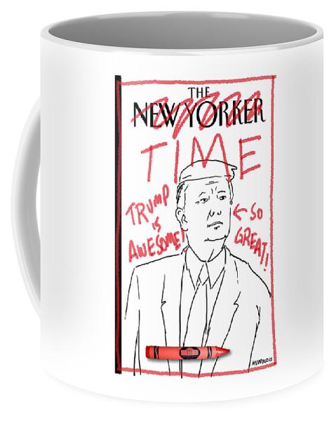Trump Time Coffee Mug