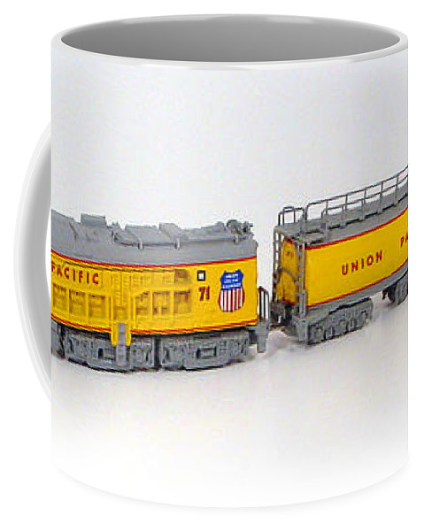 Pat Turner Coffee Mug featuring the photograph Turbine 71 by Pat Turner