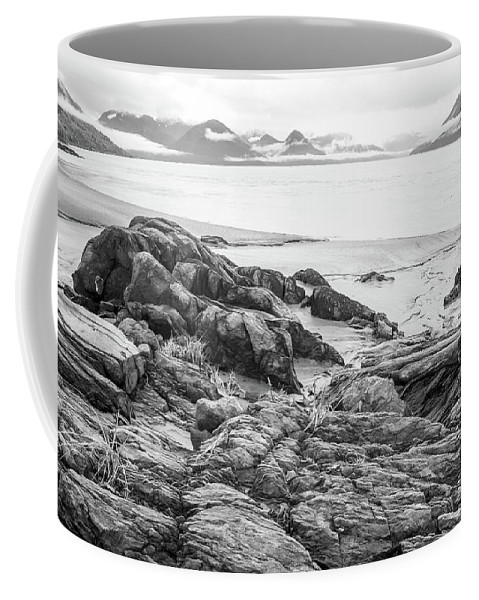 Landscape Coffee Mug featuring the photograph Turnagain Textures by Tim Newton