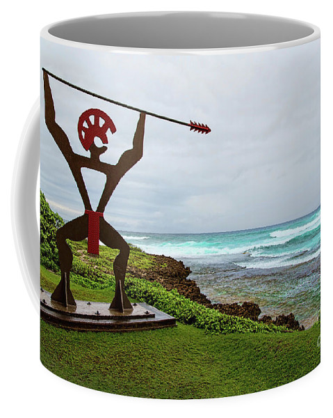 Turtle Bay Resort Coffee Mug featuring the photograph Turtle Bay by Jon Burch Photography