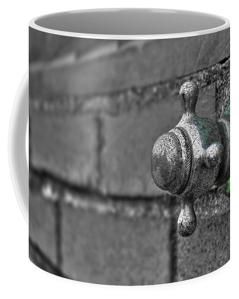 Beach Coffee Mug featuring the photograph Twist And Turn by Evelina Kremsdorf
