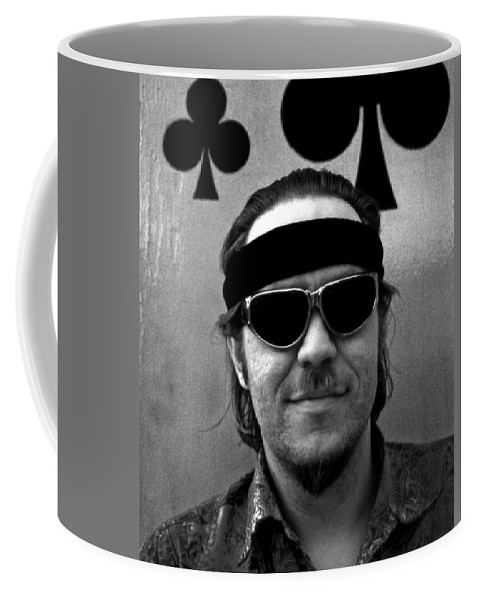 Portrait Coffee Mug featuring the photograph Two Weeks In Poughkeepsie by Lee Santa