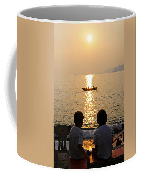 Skip Hunt Coffee Mug featuring the photograph Twofer by Skip Hunt