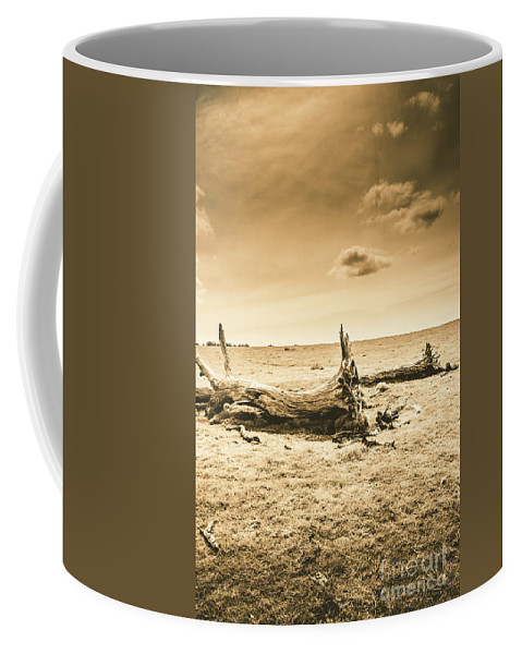 Nature Coffee Mug featuring the photograph Typical Tasmania by Jorgo Photography - Wall Art Gallery