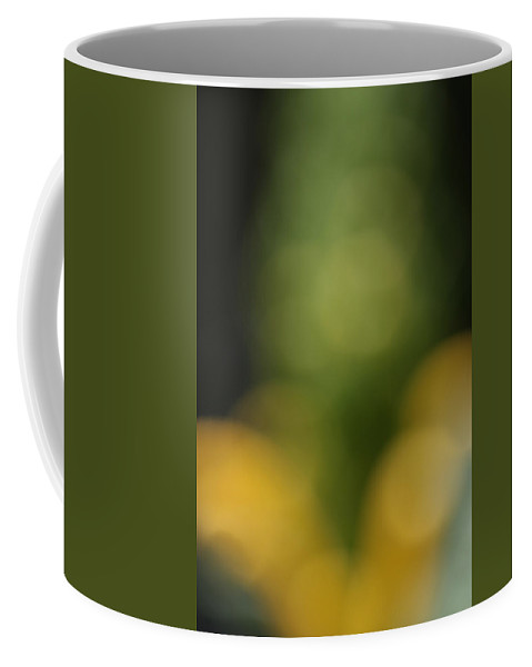 Flower Coffee Mug featuring the photograph UFO by Norah Holsten