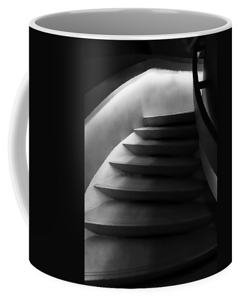 Abstract Coffee Mug featuring the photograph Undulating by Jessica Jenney