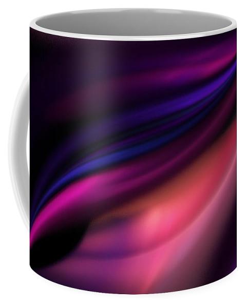 Fantasy Coffee Mug featuring the digital art Untitled 12-10-09 by David Lane