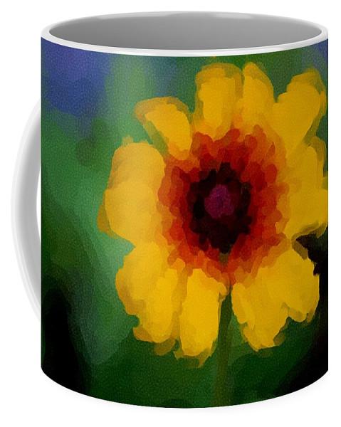 Digital Photograph Coffee Mug featuring the photograph Untitled 9-15-09 by David Lane
