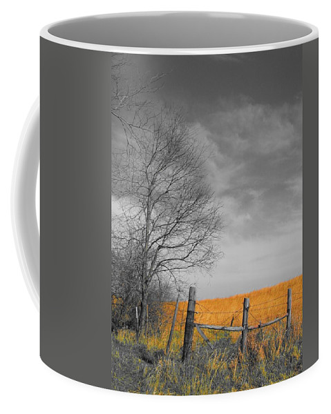 Landscape Coffee Mug featuring the photograph Untitled by Dylan Punke