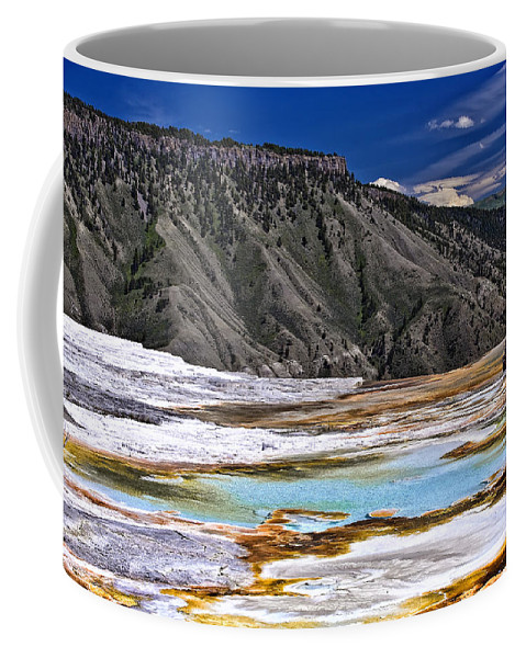 Nature Coffee Mug featuring the photograph Untitled by John K Sampson