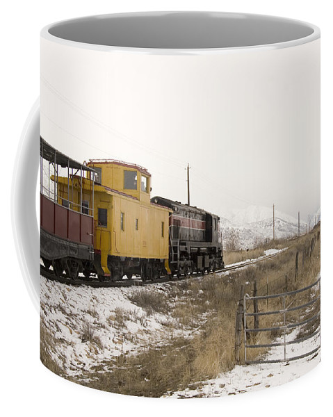 Heber Valley Coffee Mug featuring the photograph Untitled by Taylor S. Kennedy
