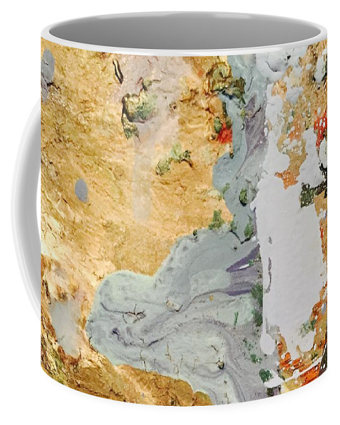 Art Coffee Mug featuring the photograph Untrained Reality by Edward Paul