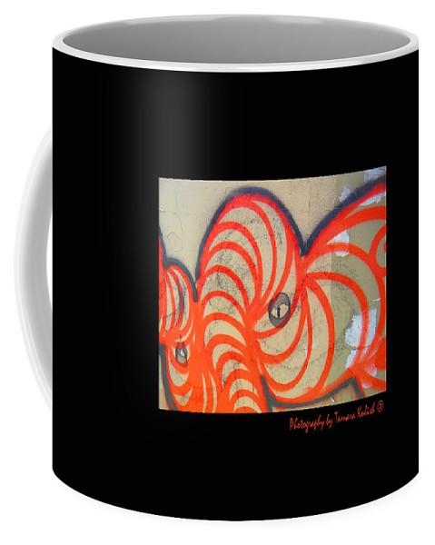 Santa Fe Coffee Mug featuring the photograph Urban Image 20 by Tamara Kulish