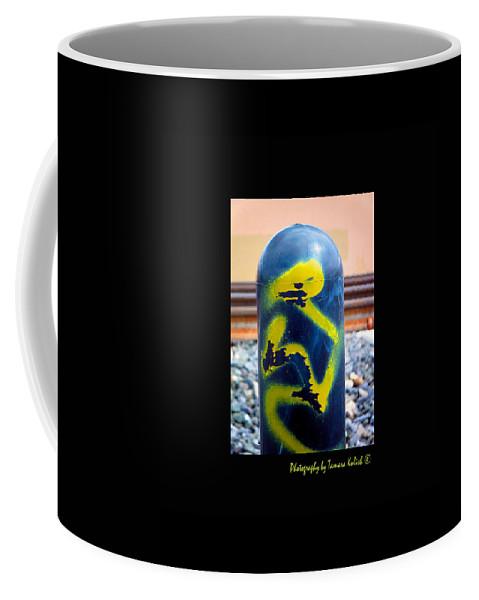 Santa Fe Coffee Mug featuring the photograph Urban Image 22 by Tamara Kulish