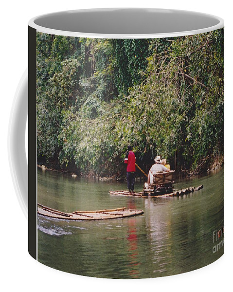 Water Coffee Mug featuring the photograph Vacation Paradise by Michelle Powell