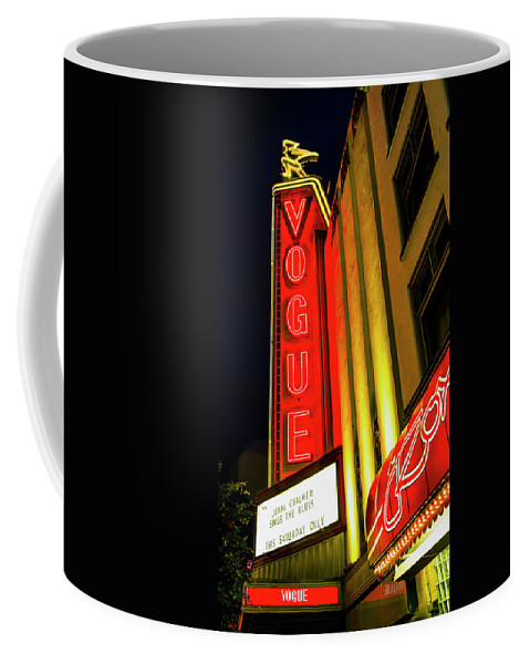 Vancouver Coffee Mug featuring the photograph Vancouver Vogue by Stephen Stookey