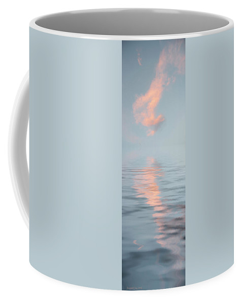 Original Art Coffee Mug featuring the photograph Vapor by Jerry McElroy