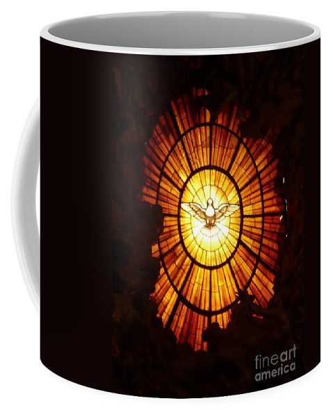 The Vatican Coffee Mug featuring the photograph Vatican Window by Carol Groenen