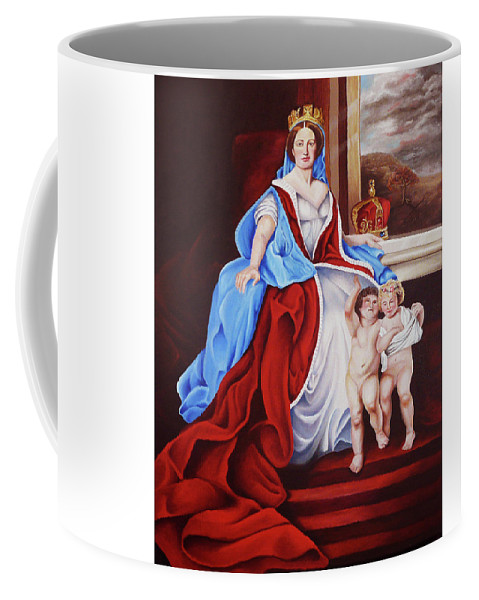 Venerated Virgin Mug