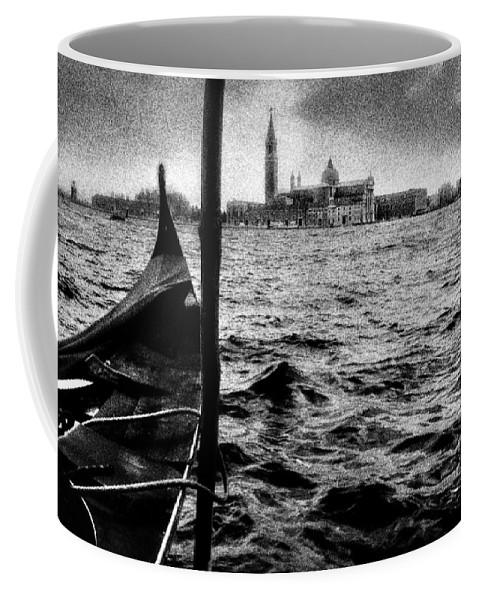 Infrared Coffee Mug featuring the photograph Venezia by Sergio Bondioni