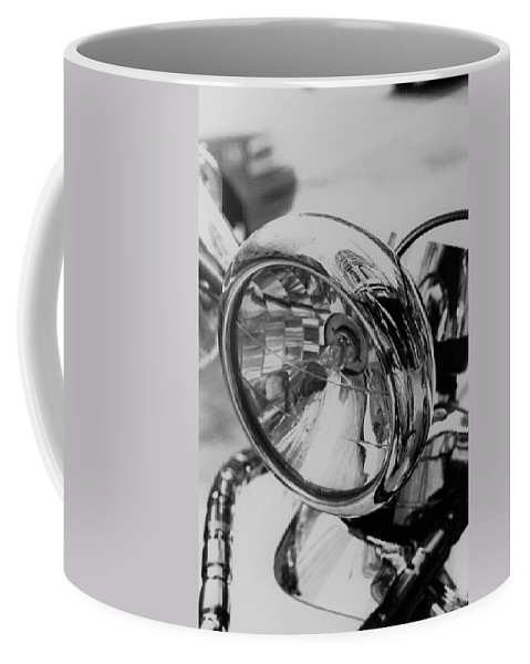 Vespa Coffee Mug featuring the photograph Vespa by Jeffery Ball