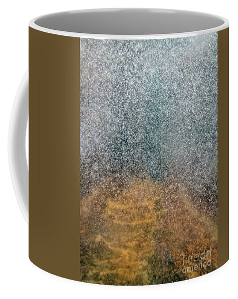 Vichy Springs Coffee Mug featuring the photograph Vichy Springs Carbonated Hot Springs by David Oppenheimer