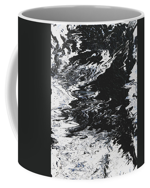 Fusionart Coffee Mug featuring the painting Victory by Ralph White