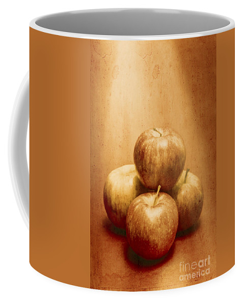 Vintage Coffee Mug featuring the photograph Vintage Fruits by Jorgo Photography - Wall Art Gallery