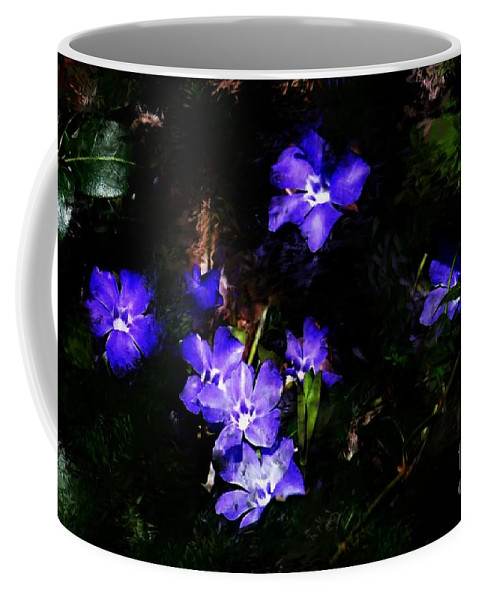 Spring Coffee Mug featuring the photograph Violet by David Lane