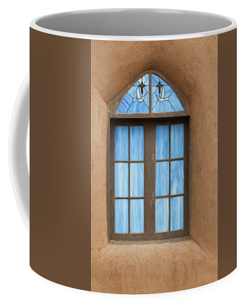 Southwest Coffee Mug featuring the photograph Vision by Jim Benest