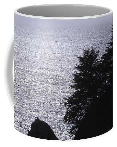 Julia Pfeiffer Burns State Beach Ca. Coffee Mug featuring the photograph Vista - Julia Pfeiffer Burns State Park by Soli Deo Gloria Wilderness And Wildlife Photography