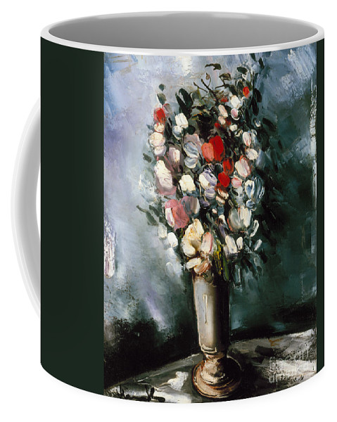 20th Century Coffee Mug featuring the photograph Vlaminck: Summer Bouquet by Granger