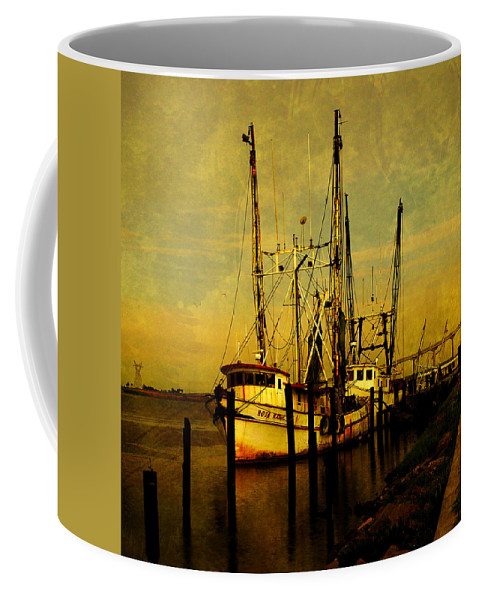 Rosa Marie Coffee Mug featuring the photograph Waiting For Tomorrow by Susanne Van Hulst