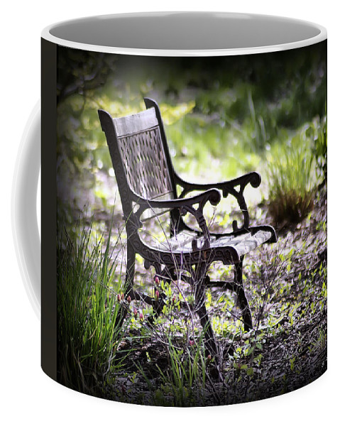 2d Coffee Mug featuring the photograph Waiting For You by Brian Wallace