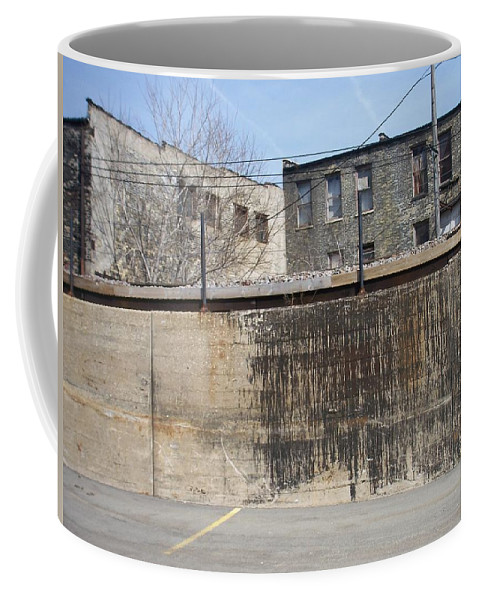 Walker's Point Coffee Mug featuring the photograph Walker's Point 3 by Anita Burgermeister
