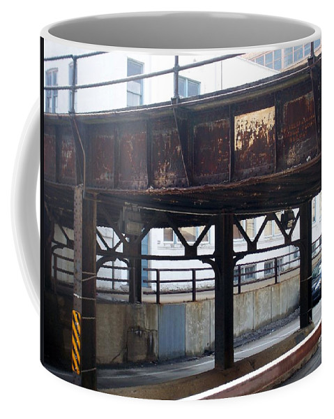 Walker's Point Coffee Mug featuring the photograph Walker's Point 5 by Anita Burgermeister