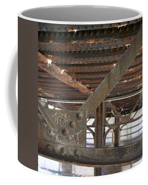 Walker's Point Coffee Mug featuring the photograph Walker's Point 6 by Anita Burgermeister
