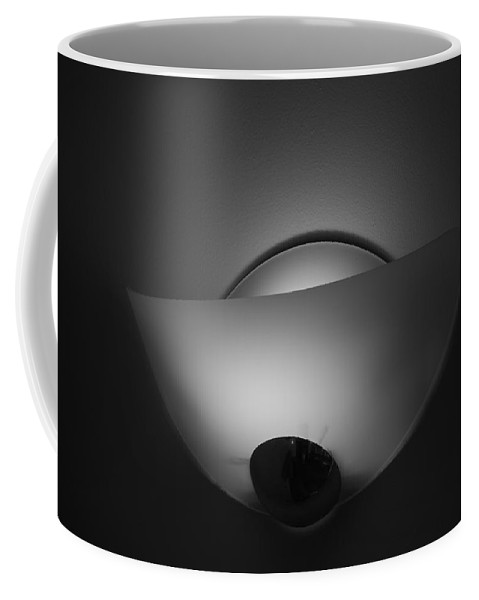 Light Coffee Mug featuring the photograph Wall Light by Rob Hans