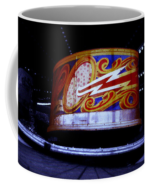 Waltzer Coffee Mug featuring the photograph Waltzer by Charles Stuart
