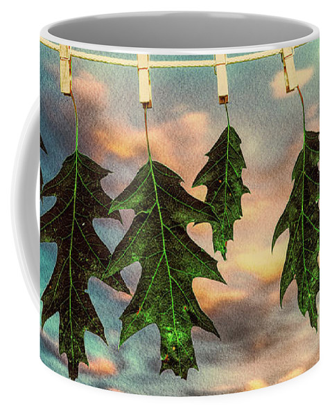 Nature Coffee Mug featuring the photograph Wash Day by Bob Orsillo
