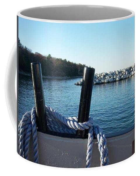 Washington Island Coffee Mug featuring the photograph Washington Island 1 by Anita Burgermeister