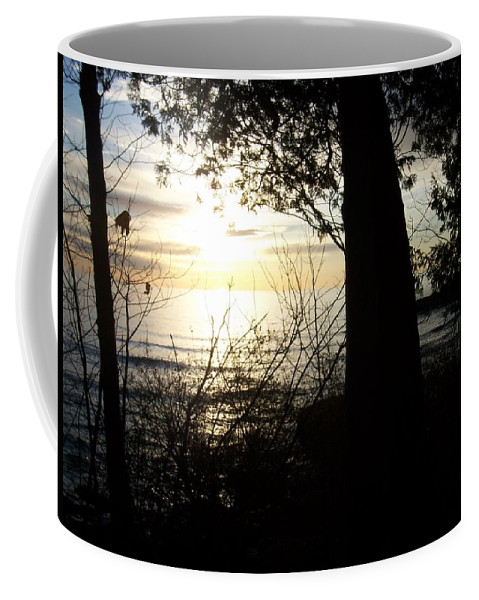 Washington Island Coffee Mug featuring the photograph Washington Island Morning 1 by Anita Burgermeister