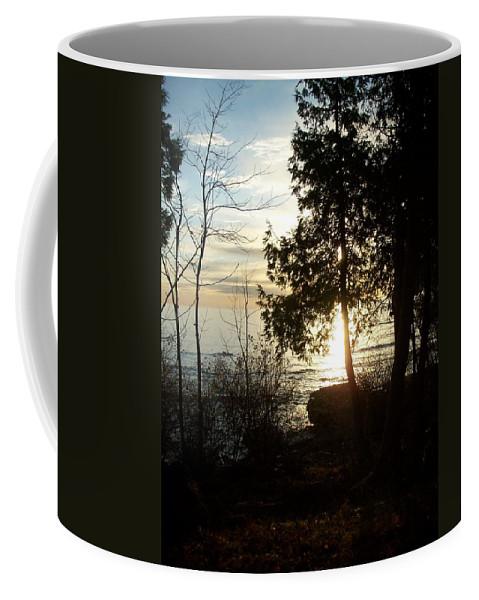 Washington Island Coffee Mug featuring the photograph Washington Island Morning 2 by Anita Burgermeister